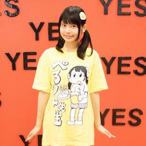 ぺろりん先生生誕Tシャツ(フリーLサイズ)
