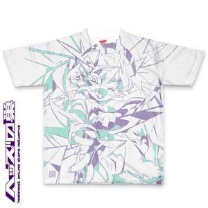 快楽ニードルTシャツ