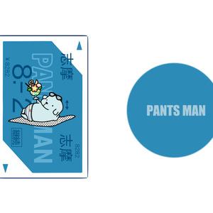 PANTSMAN ICカードケース