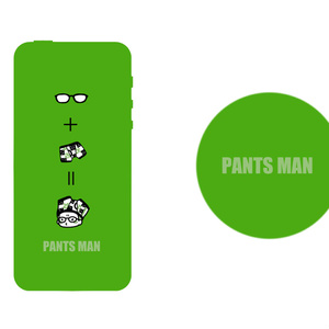 PANTSMAN iPhone5/5Sケース
