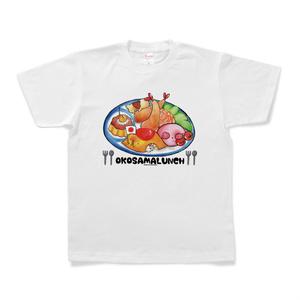 お子様ランチTシャツ