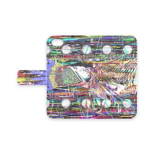 【受注生産】手帳型iPhone7ケース『consummation』