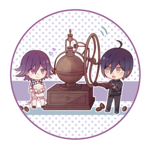 V3缶バッヂ(2種)