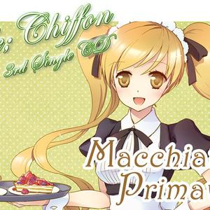 """Cafe;Chiffon 3rd Single """"Macchiato Primavera"""""""