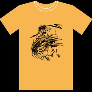 うしとらTシャツ