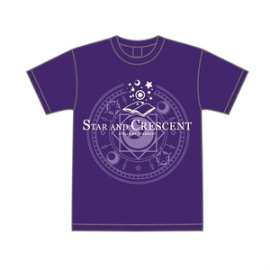 Star and Crescent Tシャツ