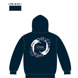 【2017冬】Crestオリジナルパーカー【パーカー】