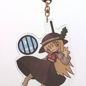 首吊り蓬莱人形/アクリルキーホルダー