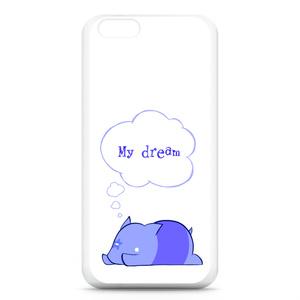 夢バク iPhoneケース