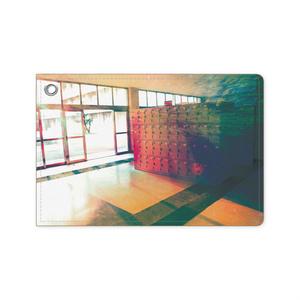 放課後の入り口パスケース