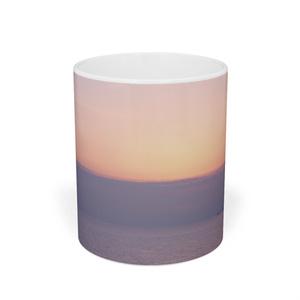 朝焼けのマグカップ