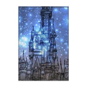 星とお城のぽすとかーど