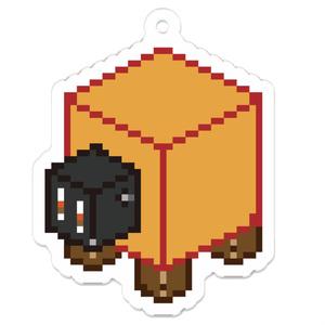 アクリルキーホルダー【麻婆豆腐】