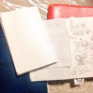 手製本コミックサイズノート