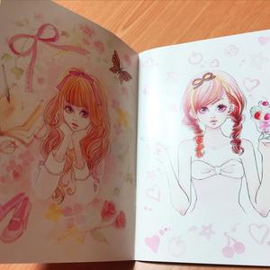 イラストレーターMinzow Art Book
