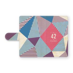 手帳型42Androidケース