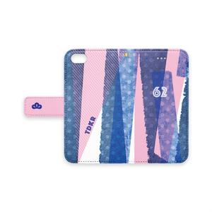 62手帳型iPhoneケース