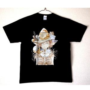 Tシャツ「モリガール」