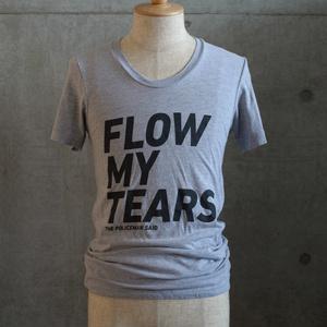 「流れよわが涙、と警官は言った」ルーズクルーTシャツ (Heather Grey)