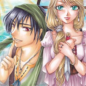 【原画】海賊と姫