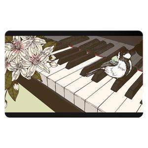 ピアノICカードステッカー