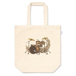 ドラムトートバッグ