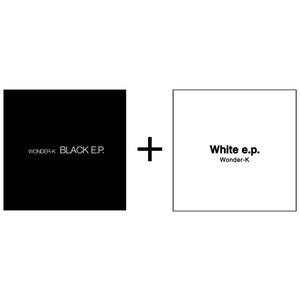 Black e.p. + White e.p. セット