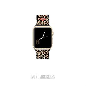 受注生産 - Apple Watch レザーバンド HARMONY & DISCORD