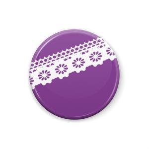 レース violet