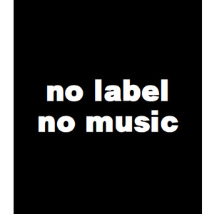 【折本】no label no music