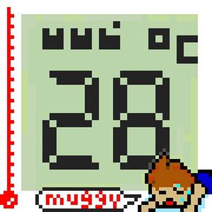 ♪炎天下28℃