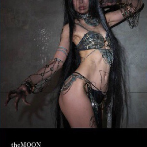 「the MOON」photo book