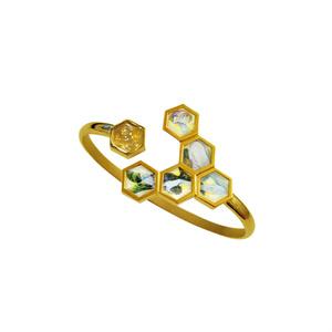 Honeycomb Jewelry set