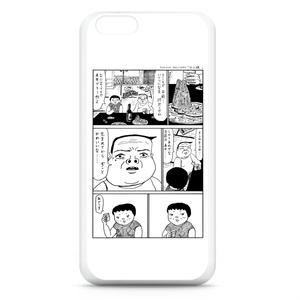 1ページ漫画「父と娘」iPhoneケース