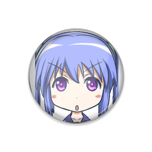 JCROMキャラクター ソラミ ピンバッジ2