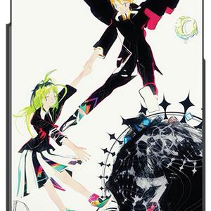 Tone Sphere iPhone7用スマホケース(白)