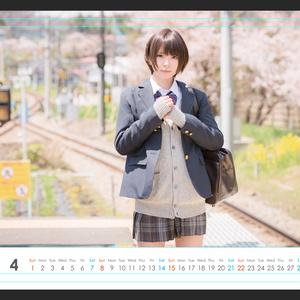 【C93 * 新刊】2018卓上カレンダー(1月はじまり)