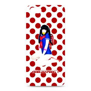 モイラちゃんiPhoneケース(水玉)5サイズ