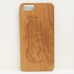 木製iPhoneケース6/6s レミリア