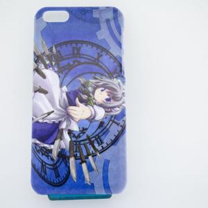 iPhone5cケース十六夜咲夜