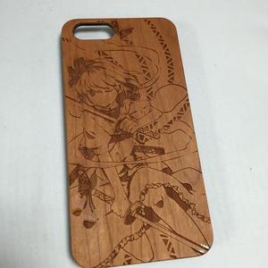 木製iPhone6/6sケース妖夢