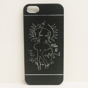 iPhone7メタルケース フランドール