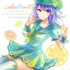 Color Fruit!