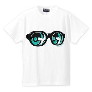 メガネっ娘萌えTシャツ