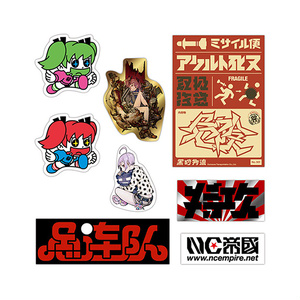 NC Empire Sticker Collection 2014 Summer Edition