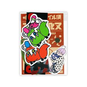 NC Empire Sticker Collection 2014 Summer Edition