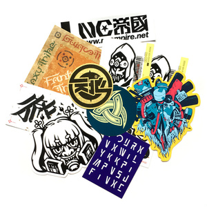 NC Empire Sticker Collection 2017