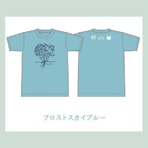 花降るTシャツ