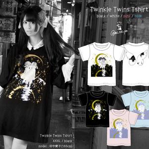 TwinkleTwinsTシャツ