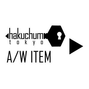 hakuchum 秋冬